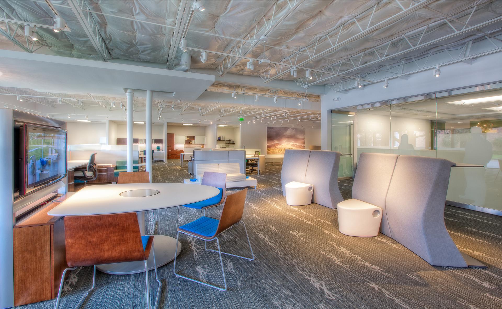 dallas design district furniture showroom